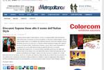Gianni Sapone - Il Metropolitano